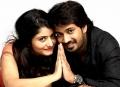 Aakanksha, Surya Teja in Pani Puri Telugu Movie Stills