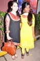 Vishal sister Aishwarya Krishna @ Paayum Puli Movie Single Track Launch Stills