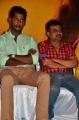 Vishal, Lingusamy @ Paayum Puli Movie Single Track Launch Stills