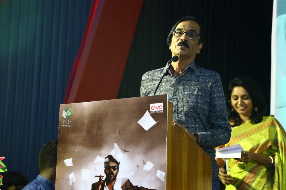 Manobala @ Padaipalan Movie Audio Launch Photos