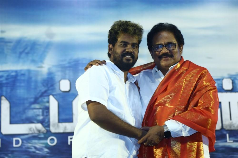 LS Prabhu Raja, Thirunavukkarasar @ Padaipalan Movie Audio Launch Photos