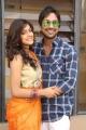 Vithika Sheru, Varun Sandesh @ Paddanandi Premalo Mari Movie Press Meet Stills