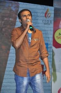 Music Director Anup Rubens @ Padesave Movie Audio Success Meet @ Vizag Photos