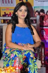 Actress Nithya Shetty @ Padesave Movie Team Interview Photos
