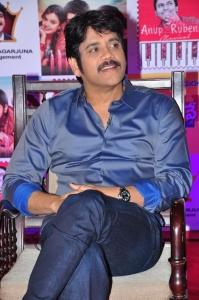 Akkineni Nagarjuna @ Padesave Movie Team Interview Photos