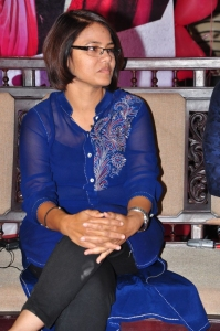 Director Chunia @ Padesave Movie Team Interview Photos