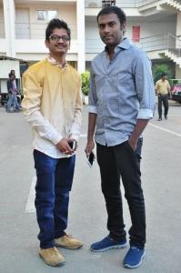 Ananta Sriram, Anup Rubens @ Padesave Movie Team Interview Photos