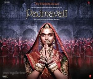 Padmavati Deepika Padukone First Look Wallpapers