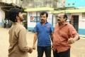 Prabhu Ranaveera, Ravi Mariya, A Venkatesh in Pagiri Movie Latest Images