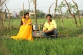Shravya, Prabhu Ranaveera in Pagiri Movie Latest Images