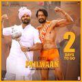Suniel Shetty, Sudeep in Pailwaan Movie Release Posters