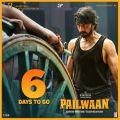 Sudeep Pailwaan Movie Release Posters