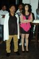 Ramesh Puppala, Lucky Sharma at Paisa Movie Logo Launch Photos