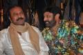 Mohan Babu, Balakrishna @ Paisa Vasool Audio Success Meet Stills