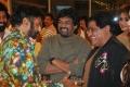 Balakrishna, Puri Jagannadh, Ali @ Paisa Vasool Audio Success Meet Stills