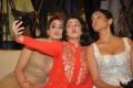 Muskan Sethi, Charmi, Shriya Saran @ Paisa Vasool Audio Success Meet Stills