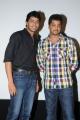 Allari Naresh, Aryan Rajesh @ Pakado Pakado Movie Logo Launch Photos