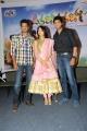 Aryan Rajesh, Mounika Singh, Allari Naresh @ Pakado Pakado Logo Launch Photos