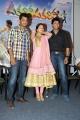Aryan Rajesh, Mounica Singh, Allari Naresh @ Pakado Pakado Logo Launch Photos