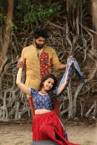 Vikram Prabhu, Nikki Galrani in Pakka Movie New Pics HD