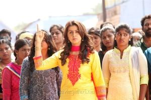 Actress Nikki Galrani in Pakka Movie Stills
