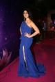 Actress Palak Lalwani Hot Images in Blue Long Dress