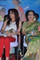 Sonia Agarwal, Sheela at Palakkattu Madhavan Movie Press Meet Stills