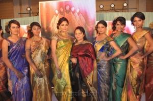 Palam Silkine Fashion Show 2012 Photos