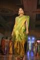 Parvathy Omanakuttan Ramp Walk at Sri Palam Silks Fashion Show 2012 Photos