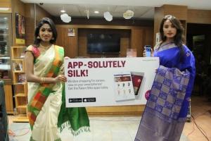 Palam silks owner Jayashree Ravi launches Palam Silks App