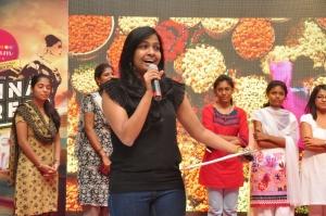 Palam Silks Chennai Express Meena Hunt Contest in Chennai Stills
