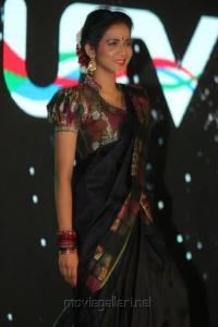 Palam Silks Chennai Express Meena Hunt Grand Finale Photos