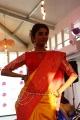 Model Sahithya Jagannthan @ Palam Silks Concert Collections Launch Stills