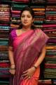 Srinidhi Chidambaram @ Palam Silks Udan Isai Payanam Bus Flagged Off Photos