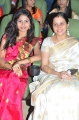 Actress Venba, Devayani @ Palli Paruvathile Audio Launch Stills