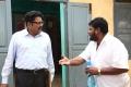 KS Ravikumar, Ganja Karuppu in Palli Paruvathile Movie Photos