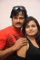 Ashoke, Anusha @ Pambalakadi Jamba Movie Audio Launch Stills