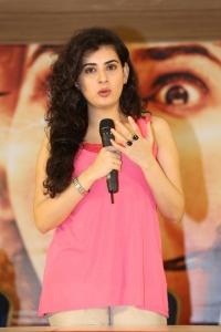 Actress Archana Veda @ Panchami Movie Team Meet Photos