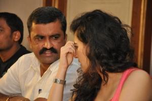 D.Srikanth, Archana Veda @ Panchami Movie Team Meet Photos