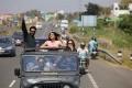 Santhosh Pratap, Ashwin Jerome, Madhu Shalini, Sana Altaf in Pancharaaksharam Movie Stills