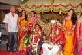 Actress Sneha @ Panchu Arunachalam 70th Birthday Celebration Photos