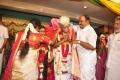 AC Shanmugam @ Panchu Arunachalam 70th Birthday Celebration Photos