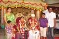 Karthik Raja @ Panchu Arunachalam 70th Birthday Celebration Photos