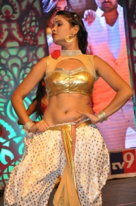 Shreya Vyas Dance @ Pandaga Chesko Movie Audio Launch Stills