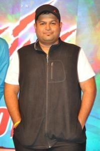 Thaman @ Pandaga Chesko Movie Audio Launch Stills