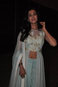 Actress Sonal Chauhan @ Pandaga Chesko Movie Audio Launch Stills