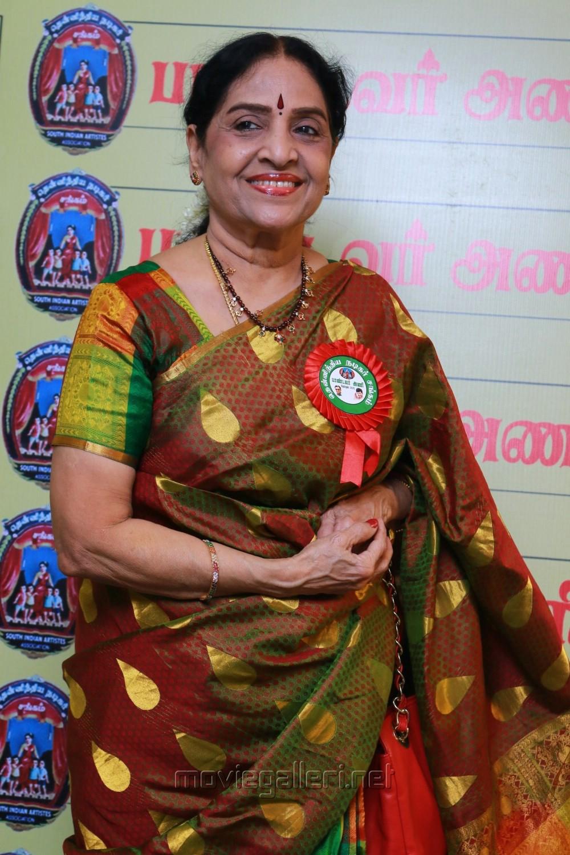 Sachu @ Pandavar Ani Press Meet Stills