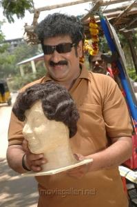 Raghu Babu in Pandavulu Movie Stills