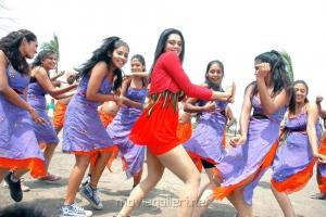 Actress Abhinayasri in Pandavulu Hot Stills