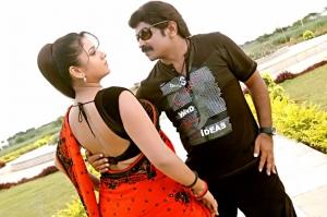 Hot Jyothi, Yati Raja in Pandavulu Movie Photos